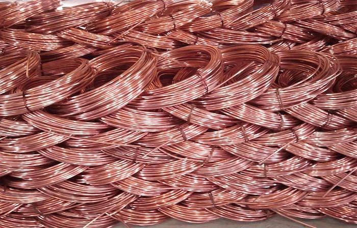 Disminución de la producción y aumento de precios. ¡Hoy este es el mercado del cobre!