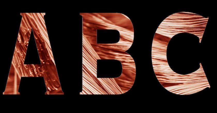 El abc del cobre. Todo lo que necesitas saber sobre el metal rojo
