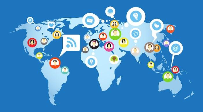 El mundo de las redes sociales en 2020. Top 10 para usuarios activos