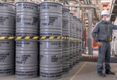 Los 10 países productores de uranio más grandes
