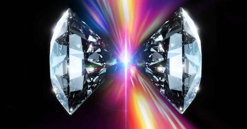 Convertir un diamante en metal. Un estudio confirma que es posible