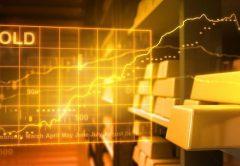¿Está terminando el rally del oro debido a la baja inflación?