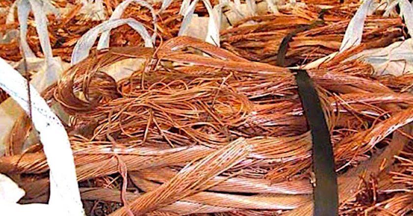 La mina de cobre más grande del mundo: la chatarra