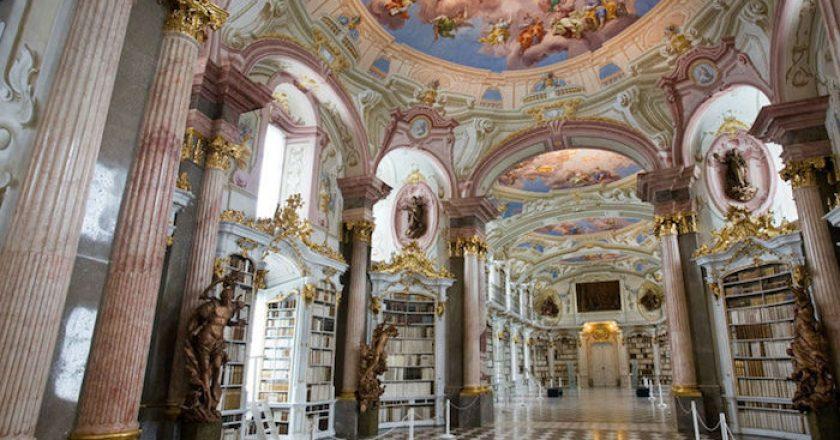 Las 10 bibliotecas más bellas del mundo