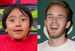 Estrellas de YouTube: millones de seguidores y millones de dólares