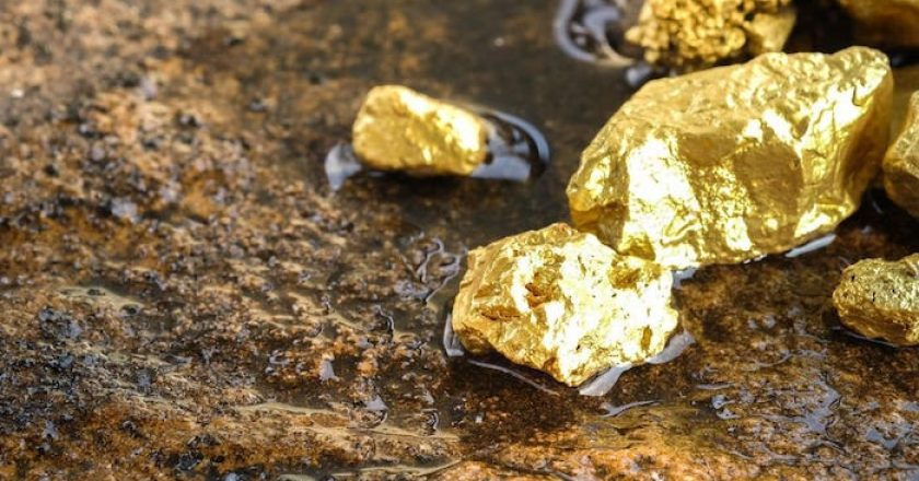 Ranking 2020 de países productores de oro