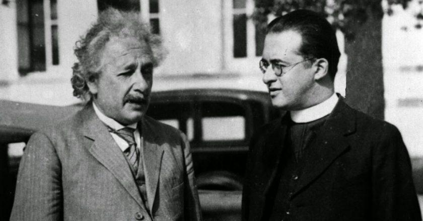El sacerdote científico que se peleó con el Papa y sorprendió a Einstein