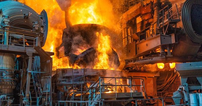Producción de acero en el mundo: descenso del 3,2% en los primeros 9 meses