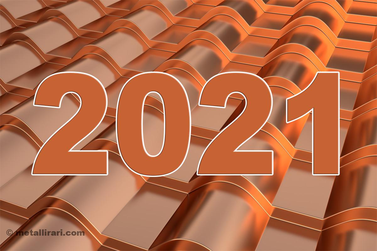Cobre: ¿que esperar en 2021? Precios altos pero...