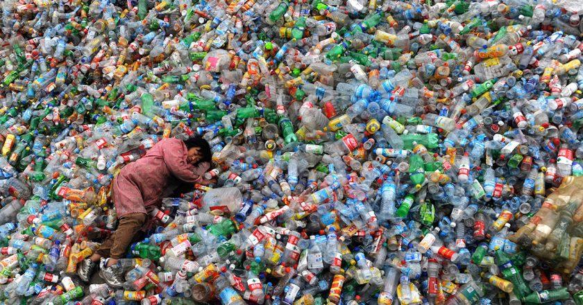 El plástico sigue siendo un gran obstáculo para la economía circular