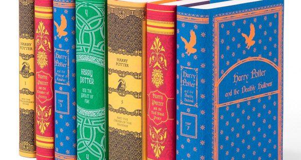 Los preciosos libros de Harry Potter. Las ediciones que más valen...