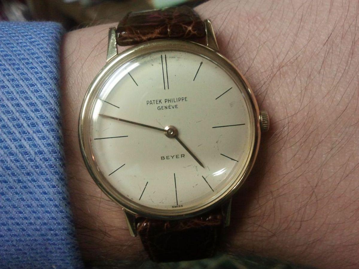 Relojes antiguos: las piezas más raras de Patek Philippe