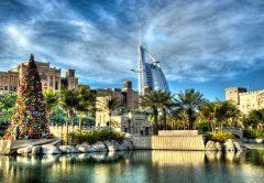Una Navidad de súper lujo en Dubái y... cuánto cuesta