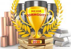 ¿Quién ganó más en 2020? Clasificación de los commodities