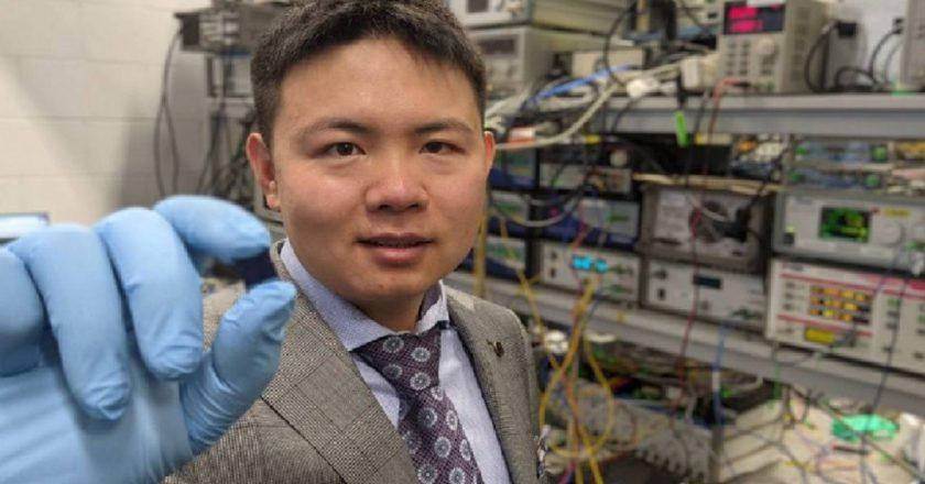 El procesador óptico más rápido del mundo