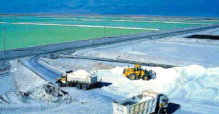 El sector del litio es optimista para 2021