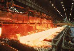 La producción mundial de acero bruto cierra 2020 con una caída del 0,9%