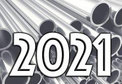 Se espera que los precios del aluminio en 2021 bajen