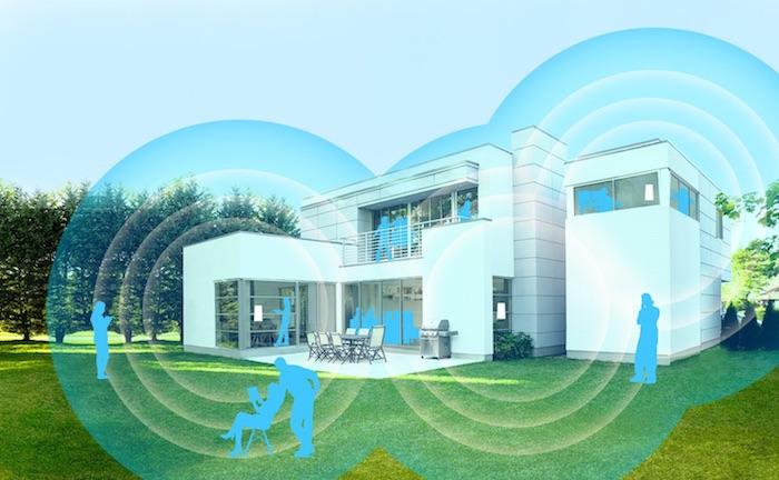 Un Wi-Fi potente y seguro gracias a simple aluminio