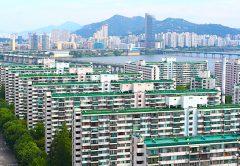 Viviendo con cobalto-60. El extraño caso de los edificios radiactivos de Taiwán