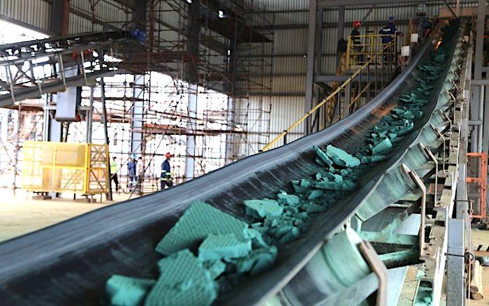 Cobalto: TOP 10 a nivel mundial de los países productores