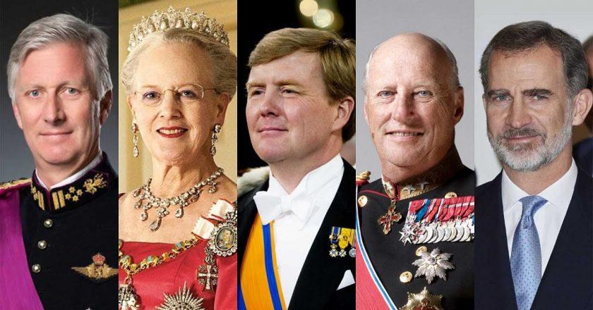 ¿Cuántas monarquías quedan en Europa y cuan poderosas son?