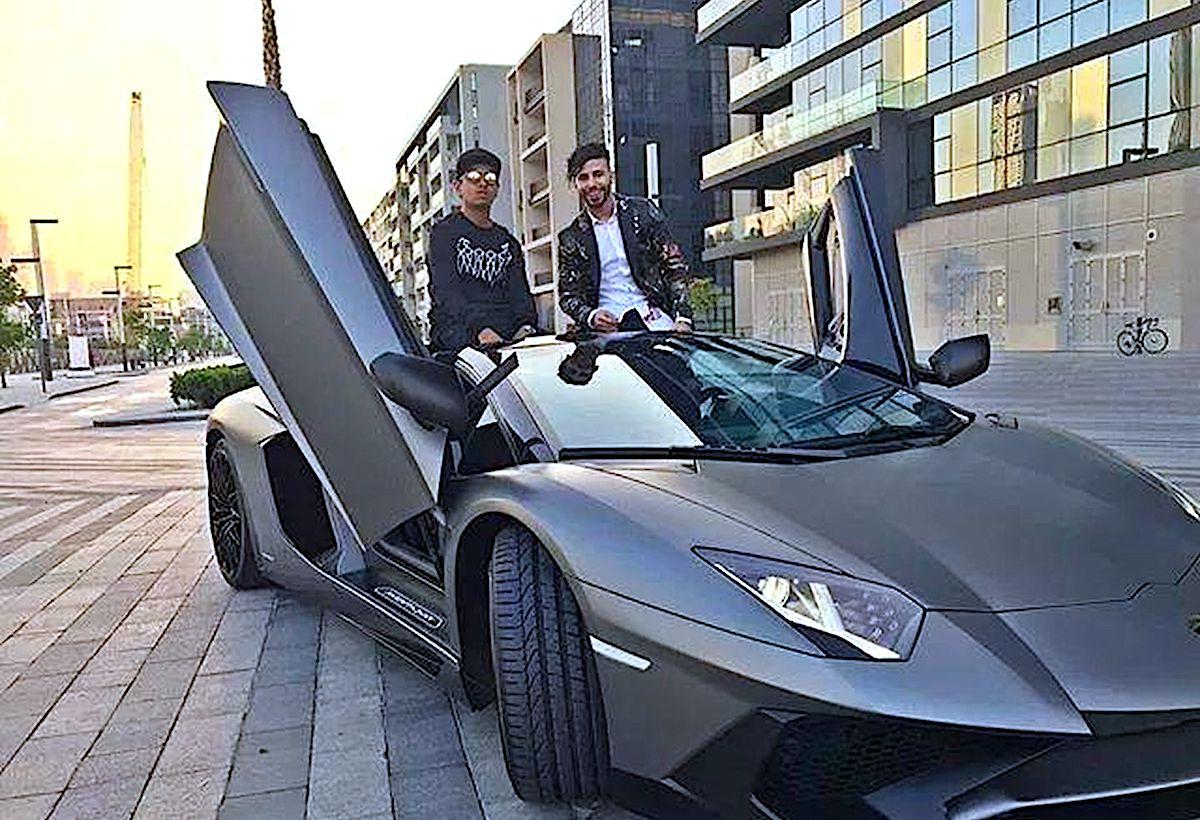 El mundo dorado de los hijos de los multimillonarios de Dubai