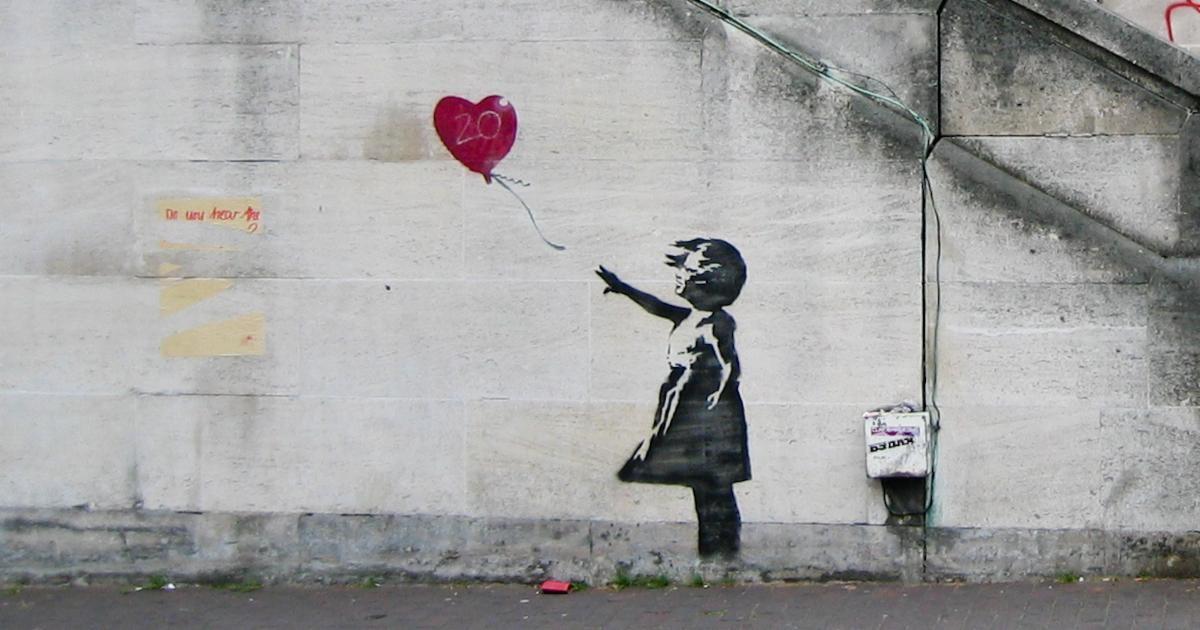 Banksy: las 10 obras de arte mejor pagadas