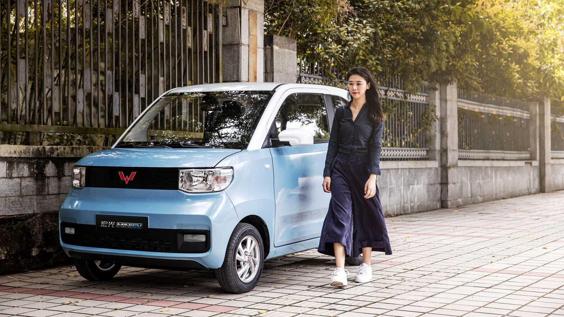 El coche eléctrico de 4000 euros para conquistar el mercado chino