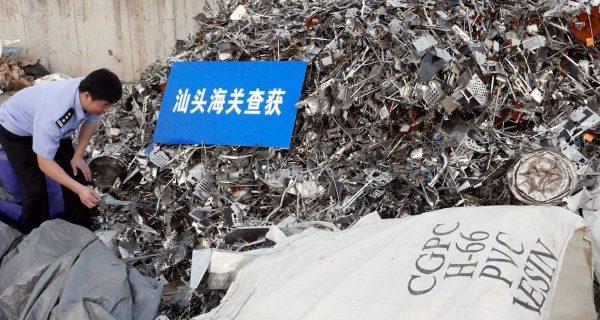 El regreso de China al mercado de la chatarra se hará sentir en todo el mundo