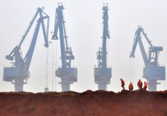 Los precios del hierro chocan con las próximas medidas anticontaminación