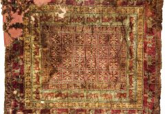 Revelado el secreto de la famosa alfombra Pazyryk