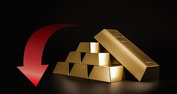 El oro no fue una buena inversión este año