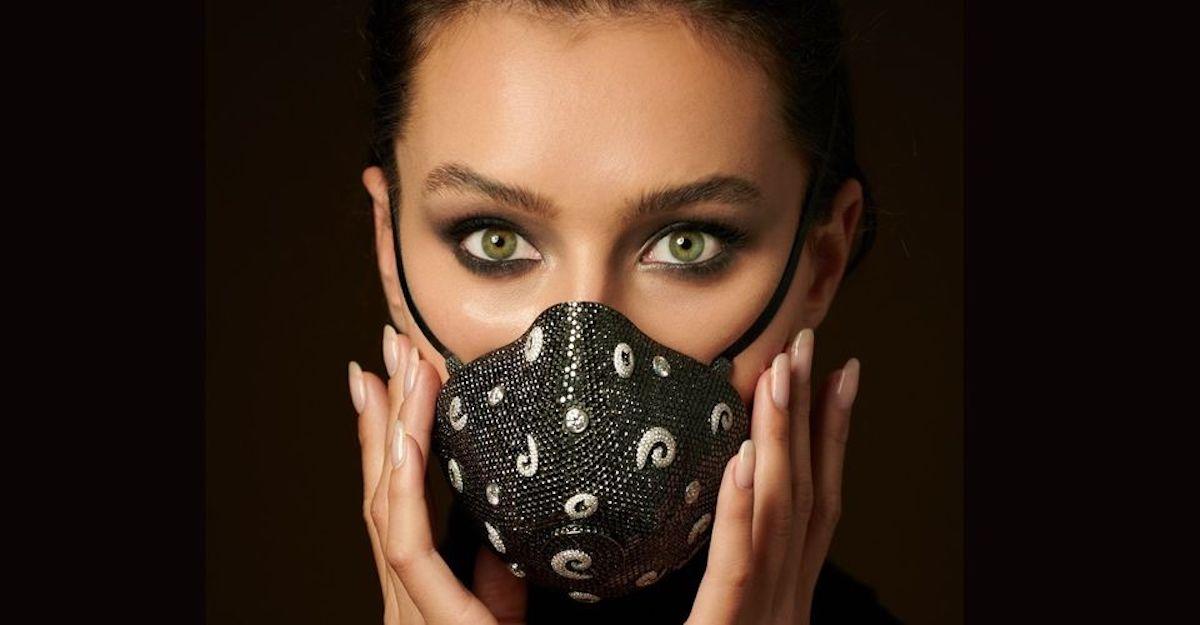 Las mascarillas faciales más caras y elegantes para comprar