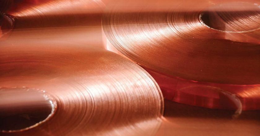 Existen bacterias que producen cobre. Hacen un trabajo limpio y eficiente.