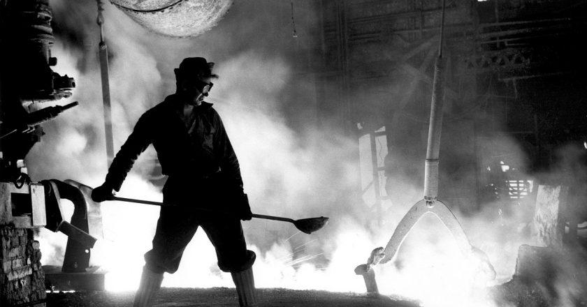 Historia del acero: 50 años de producción en el mundo