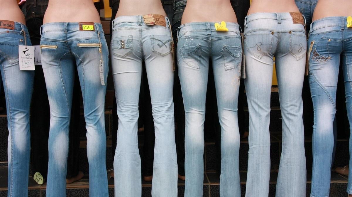 Locura de la moda: los jeans más caros jamás vendidos
