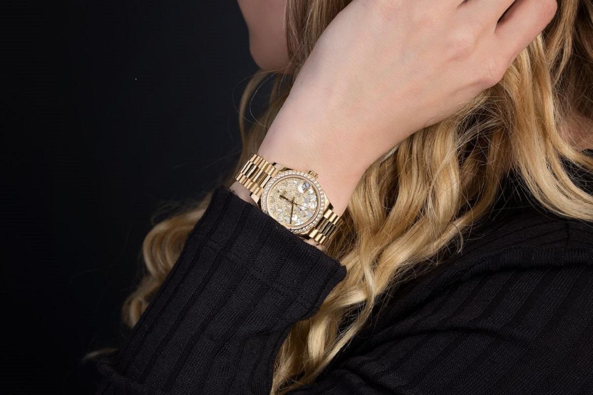Los 10 relojes Rolex de mujer más caros del mercado