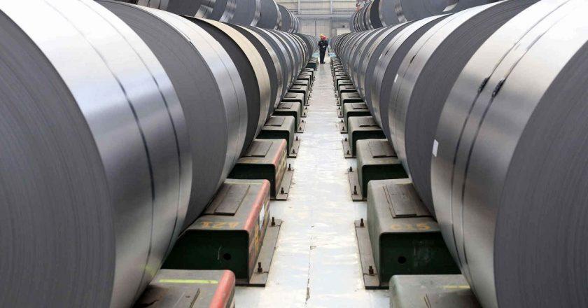 Mientras que el mercado del acero en Europa se tambalea, el de China se mantiene estable