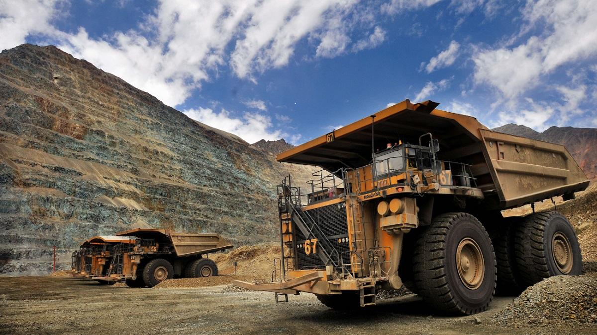 Minas de cobre en Chile, pilar de la economía del país