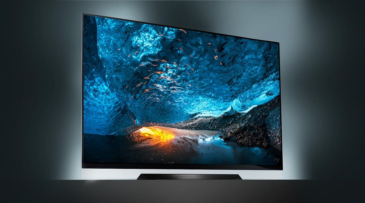 Plata transparente en TV y pantalla OLED para ahorrar energía