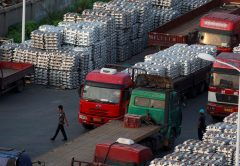 La producción de aluminio crece. Los precios alcanzan el nivel más alto