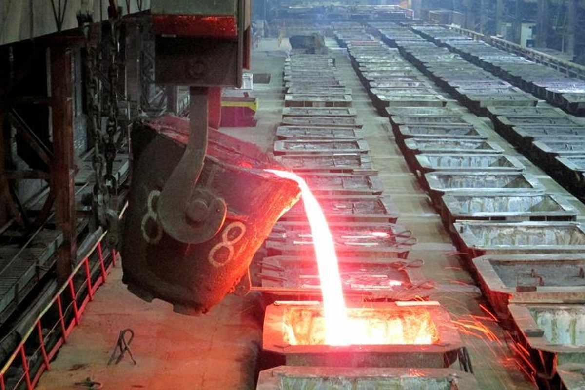 El acero inoxidable aumenta y el níquel alcanza sus máximos en Shanghai