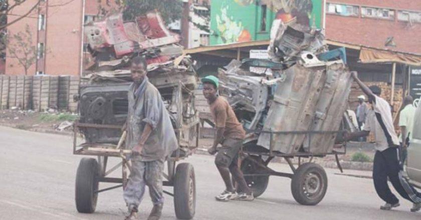Reciclar metales en África, una oportunidad de negocio sostenible